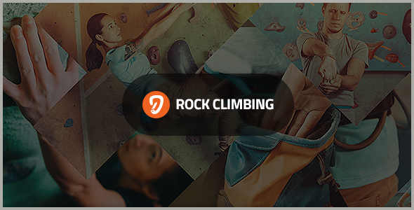 Rock & Wall Climbing / Sport Club WP Theme  (Entertainment)