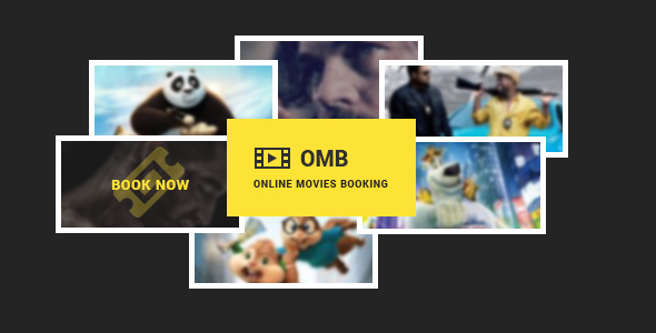 OMB – Online Movies Booking  (Entertainment)